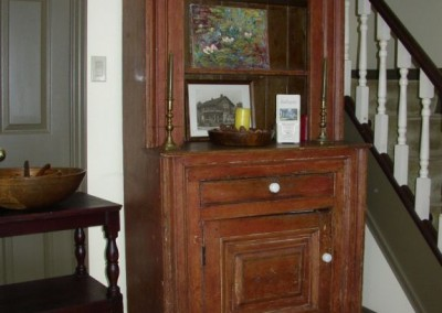 home front hall hutch
